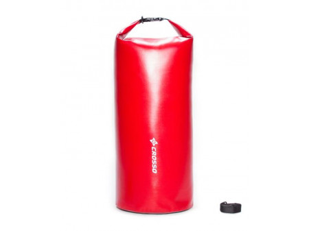 Pakiraamikot veekindel Crosso DRY BAG 40l red