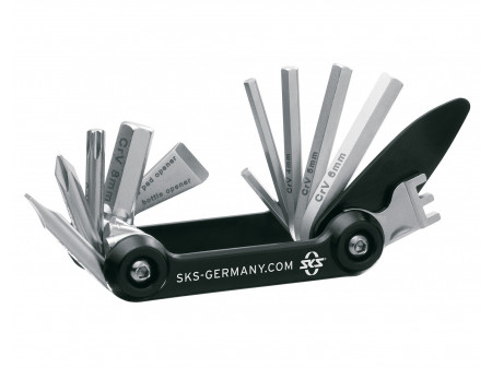 Tööriist set SKS Tom 14in1 MultiTool foldable