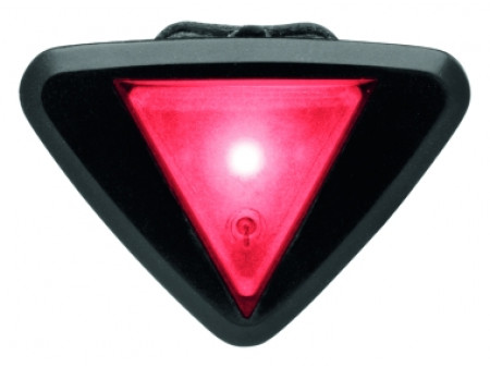 Kiivri lamp Uvex plug-in LED Quatro Junior red