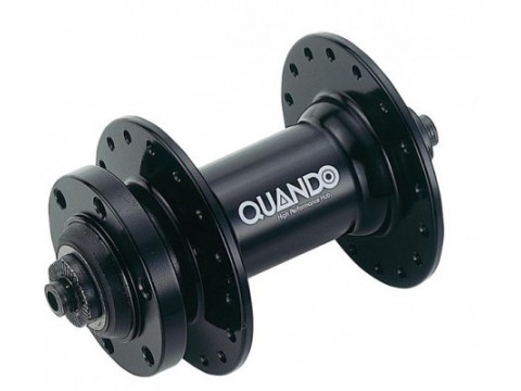 Esirumm disc brake Quando 36H QR black