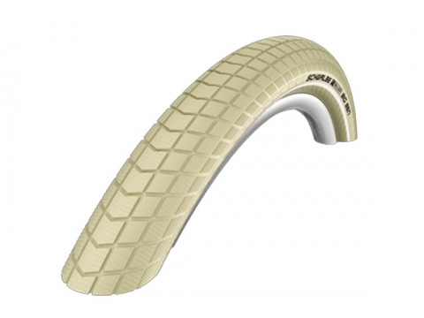 "Väliskumm 28"" Schwalbe Little Big Ben HS 439, Active Wired 40-622 Creme-Reflex"