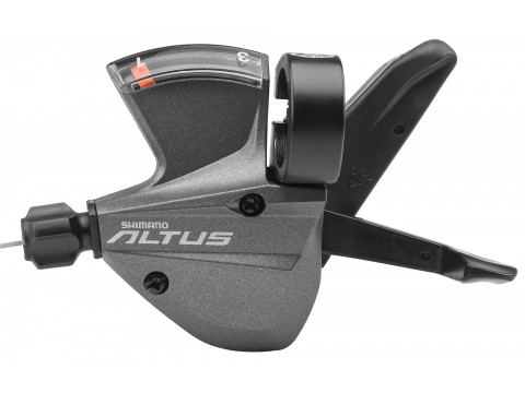 Linkvahetus Shimano ALTUS SL-M370 3-speed