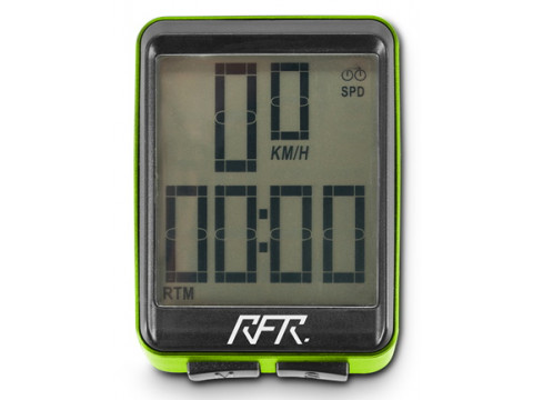 Rattakompuuter RFR CMPT wireless green