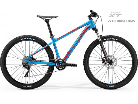 Ratas Merida BIG.SEVEN 300 2018 blue