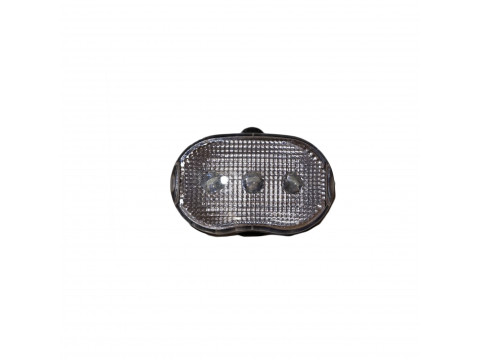 Esituli Azimut Oval 3LED with batteries