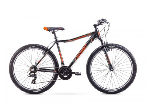 "Ratas Romet Rambler 26"" JR 2018 black-orange"