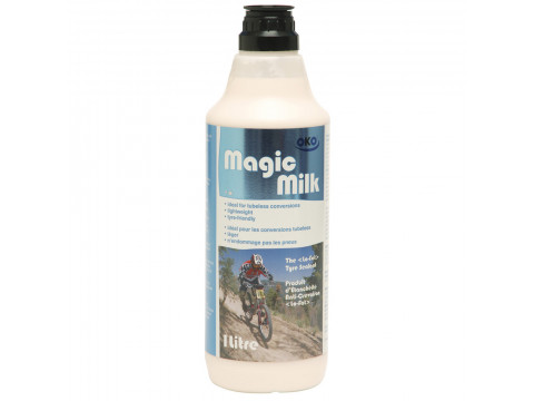 Sisekummita rehvide piim OKO Magic Milk 1L