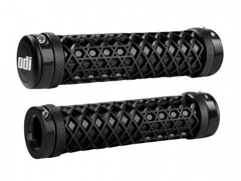 Käepidemed ODI Vans® Lock-On Grips Black/Black