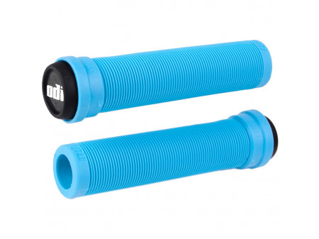 Käepidemed ODI Soft Longneck BMX Flangless 134mm Aqua