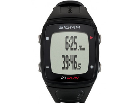 Spordikell SIGMA iD.RUN GPS black
