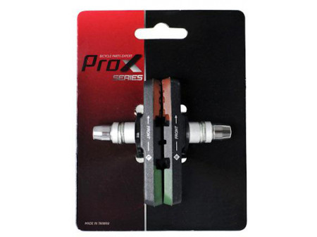 Piduriklotsid ProX V-brake 72mm triple compound