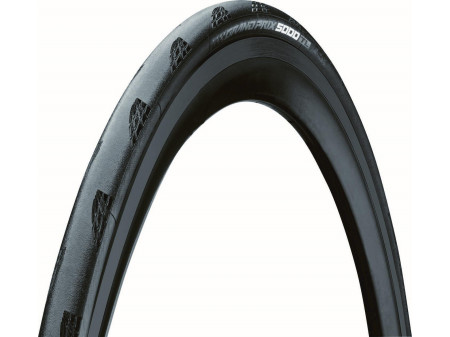 "Väliskumm 28"" Continental Grand Prix 5000 Tubeless 25-622 folding"
