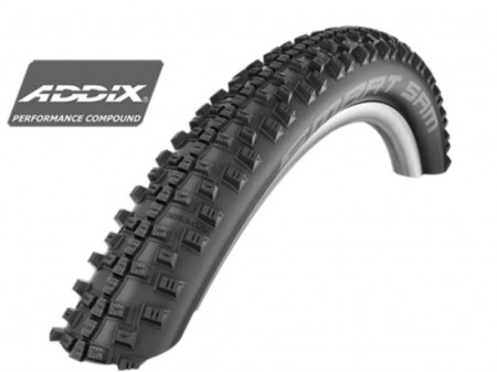 "Väliskumm 29"" Schwalbe Smart Sam HS 476, Perf Wired 60-622 Addix"
