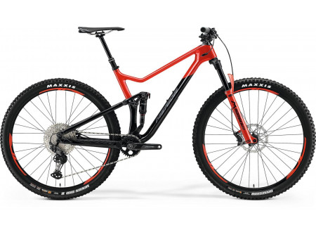 Jalgratas Merida ONE-TWENTY 3000 2021 glossy race red-black