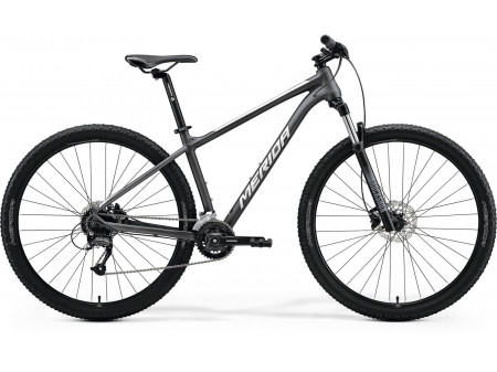 Jalgratas Merida BIG.NINE 60-2X 2021 matt anthracite
