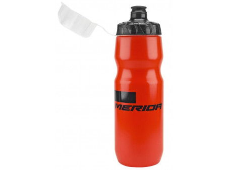 Pudel Merida Stripe 760ml red with cap
