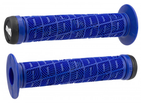 Käepidemed ODI O Grip BMX 143mm Single Ply Bright Blue