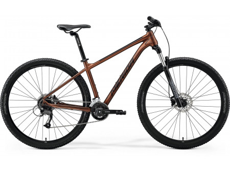 Jalgratas Merida BIG.NINE 60-2X 2021 matt bronze