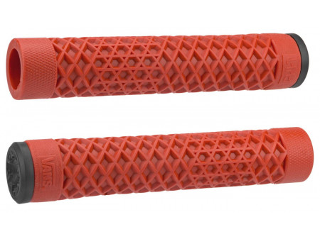 Käepidemed ODI Cult/Vans BMX Grip (Flangeless) 143mm Single-Ply Red