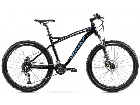 "Jalgratas Romet Rambler Fit 26"" 2021 black-blue"