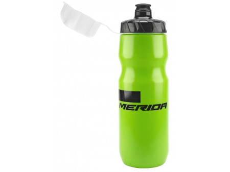 Pudel Merida Stripe 760ml green with cap