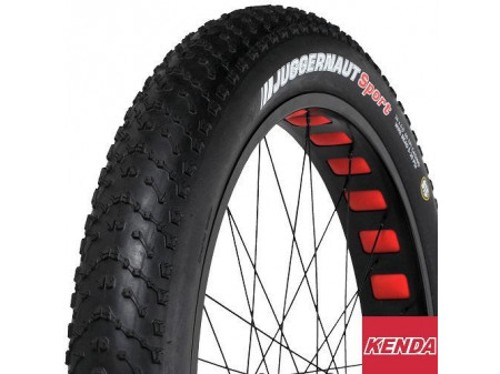 "Rehv 26"" FAT BIKE Kenda Juggernaut Sport 26x4.00"