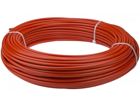 Käigukõri Saccon Italy 5mm lubricated RED (1m)