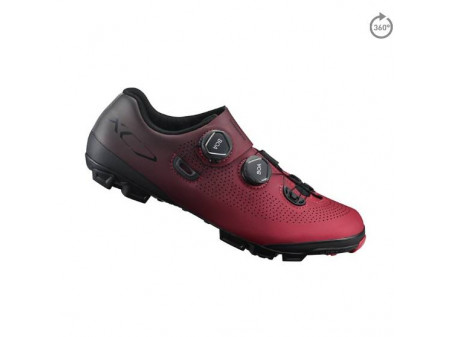Kingad Shimano SH-XC701 MTB XC-Racing red