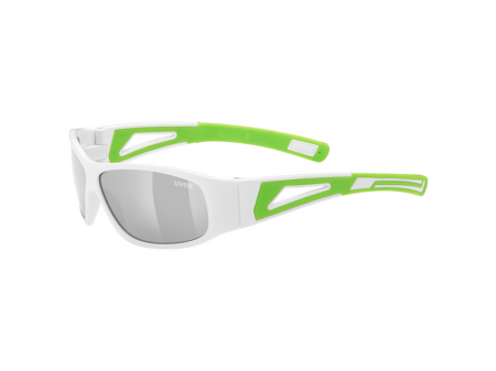 Prillid Uvex Sportstyle 509 white green