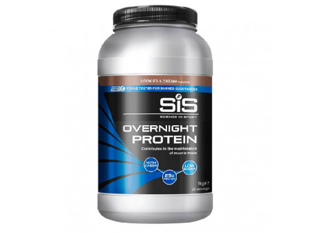 Toidulisand pulber SIS Overnight Protein Chocolate 1kg