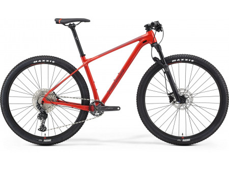Jalgratas Merida BIG.NINE LIMITED 2021 glossy race red