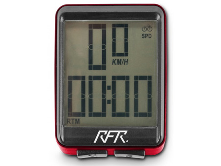 Rattakompuuter RFR CMPT wireless red
