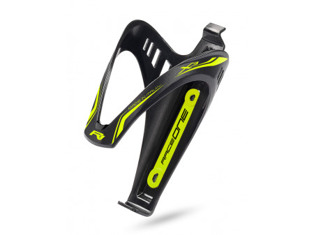 Pudelikorv RaceOne X3 RACE black-yellow fluo