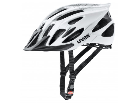 Kiivri Uvex Flash white black-52-57CM