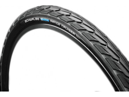 "Väliskumm 28"" Schwalbe Range Cruiser HS 457, Active Wired 40-622 Black"