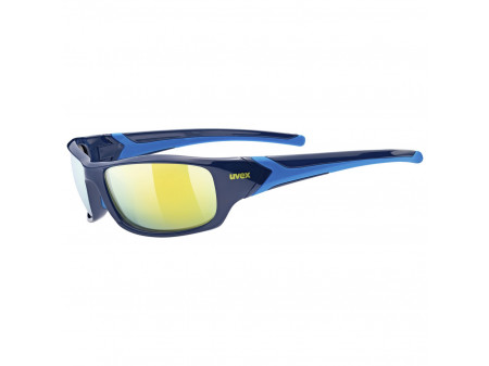 Prillid Uvex Sportstyle 211 blue / mirror yellow