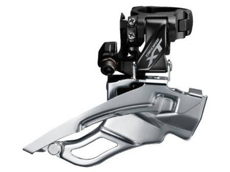 Esivahetaja Shimano XT FD-T8000 Down-Swing High 3x10-speed