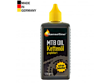 Ketiõli Hanseline MTB OIL with graphite 125ml