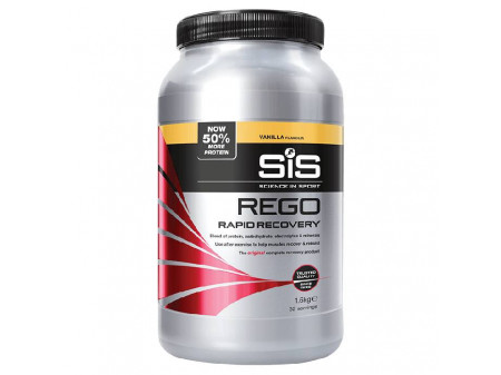 Toidulisand pulber SIS Rego Rapid Recovery Vanilla 1.6kg
