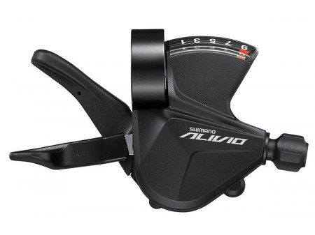 Linkvahetus Shimano ALIVIO SL-M3100 9-speed