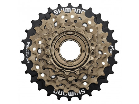 Tirr Shimano MF-TZ500 6-speed