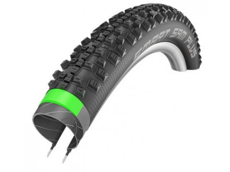 "Väliskumm 28"" Schwalbe Smart Sam Plus HS 476 Perf. Wired 42-622 Black"