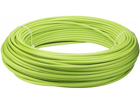 Pidurikõri Saccon Italy 5mm lubricated GREEN (1m)