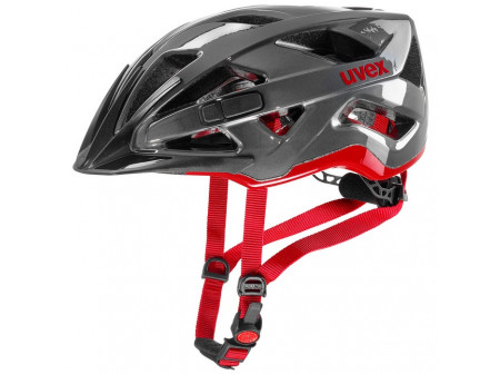 Kiivri Uvex Active anthracite red