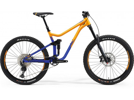 Jalgratas Merida ONE-SIXTY 400 2021 orange-blue