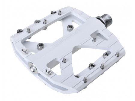 Pedaalid VP-007 Alu axle CR-MO white