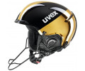 Suusakiiver Uvex JAKK+ sl black-gold chrome