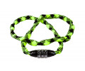 "Lukk RFR CMPT chain combination 1200mm neon yellow""n""black"