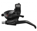 Linkvahetus Shimano TOURNEY TX ST-TX800 3-speed