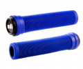 Käepidemed ODI Soft Longneck BMX Flangless 134mm Bright Blue